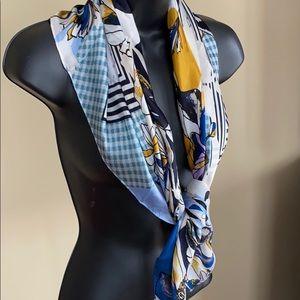 Vince Camuto silk scarf